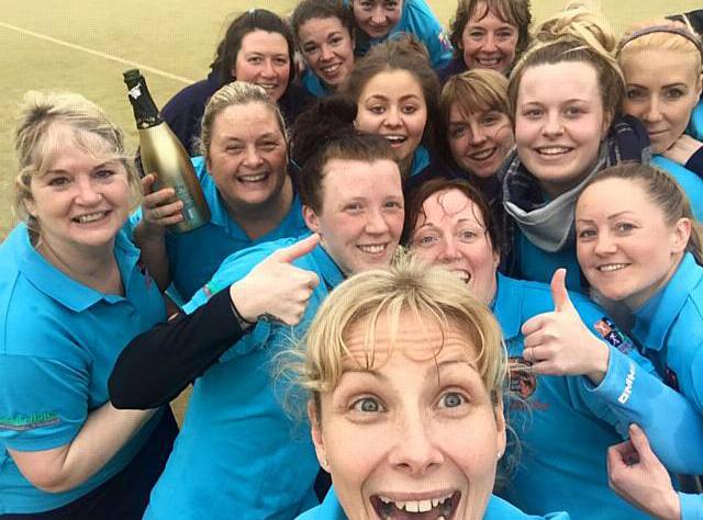 Rochdale Ladies win GMHL Division Three