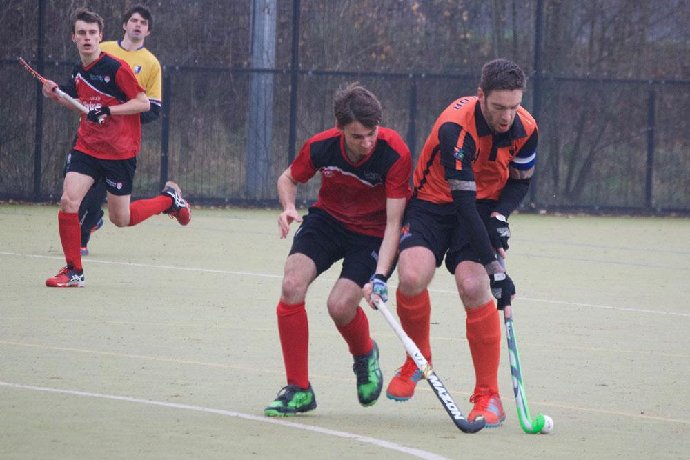 Rochdale Mens 1s 3 v 8 Lancaster University Mens 1s