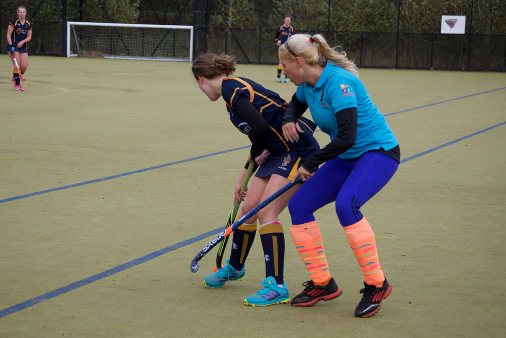 Salford University Ladies 4 v 2 Rochdale Ladies
