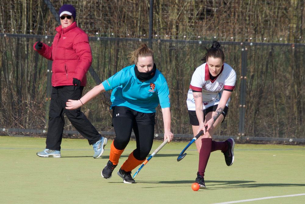 Didsbury Northern Ladies 3 v 0 Rochdale Ladies