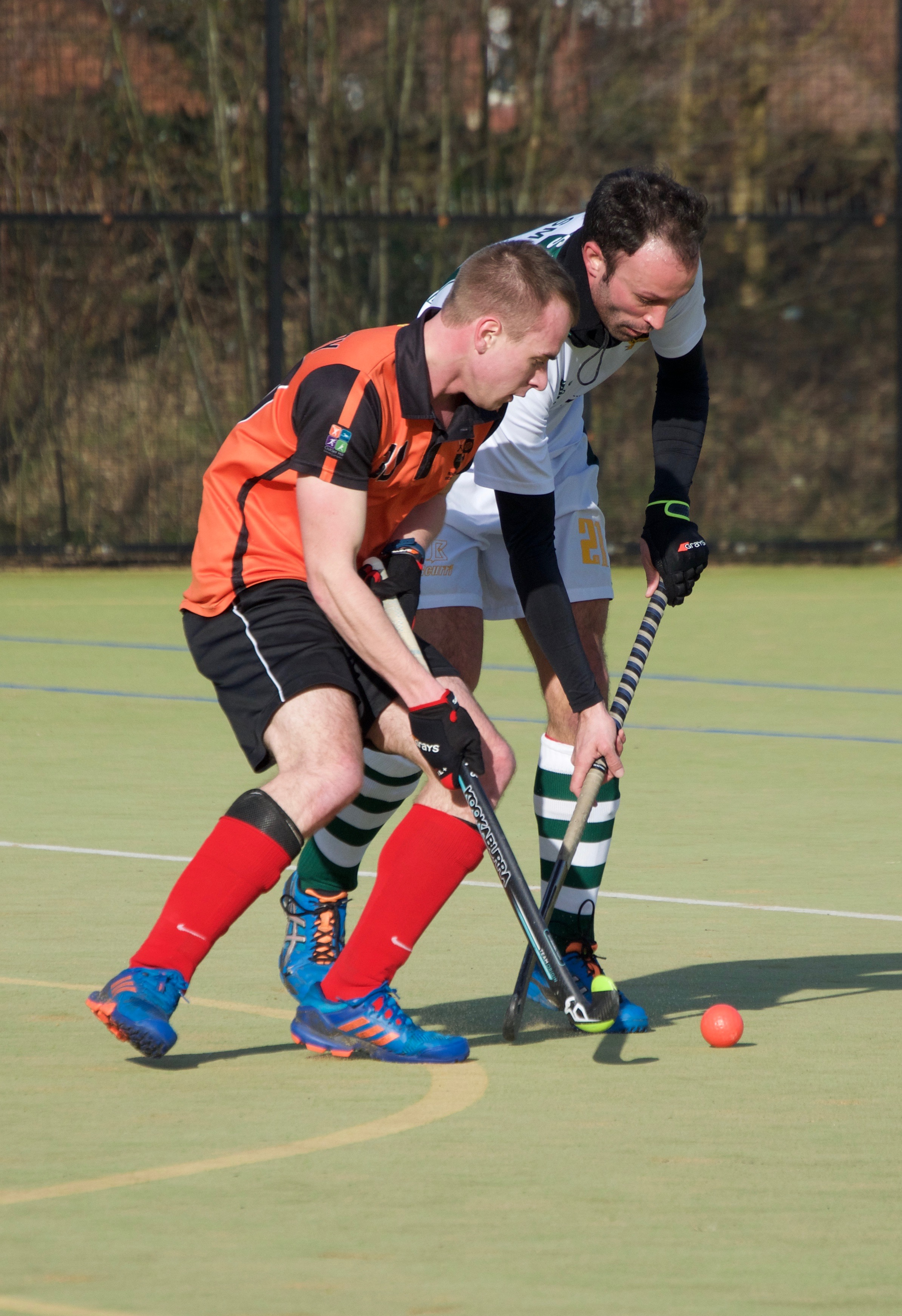 Rochdale Mens 1s  1 v 8 Southport Mens 1s