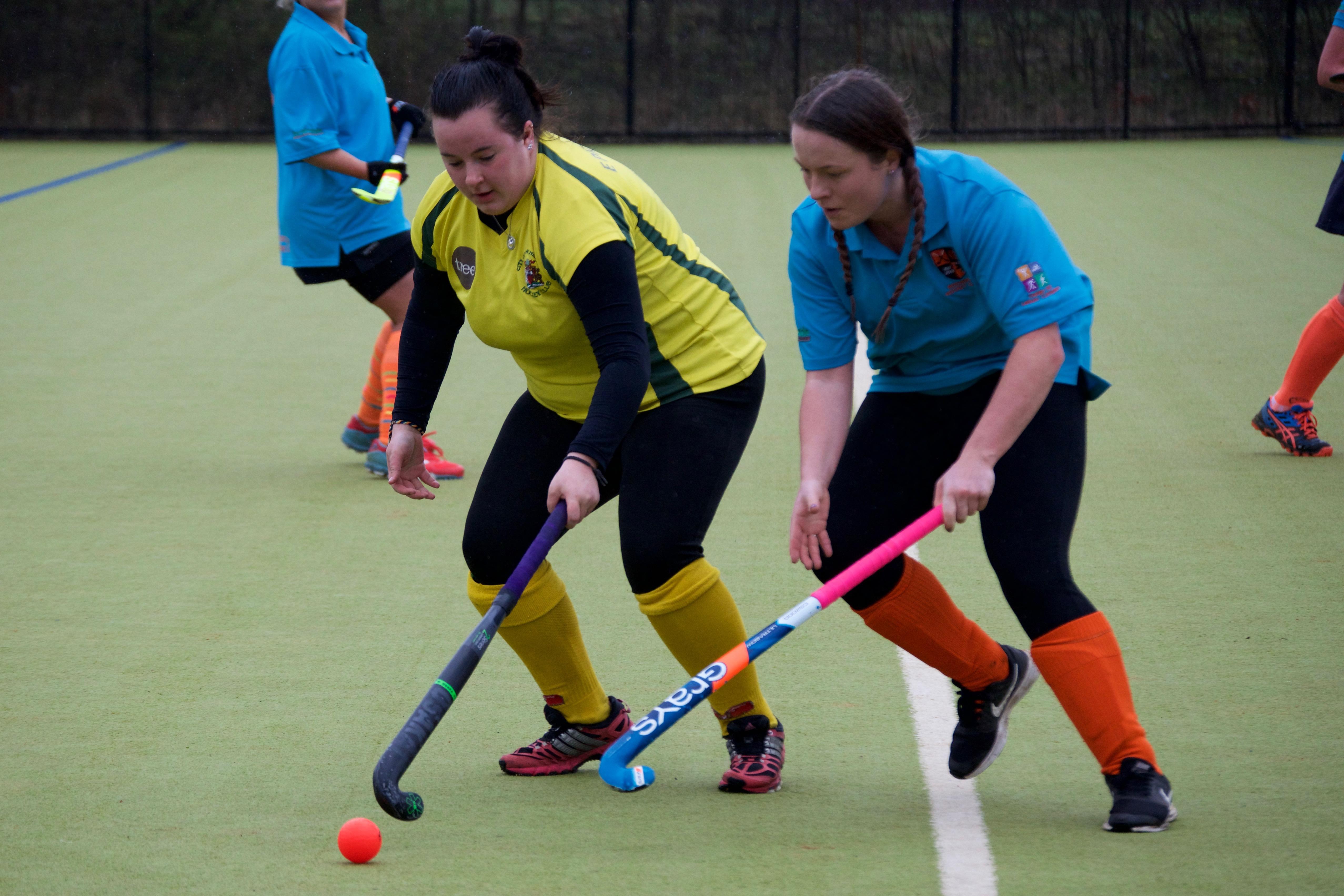 Urmston Ladies 6 v 1 Rochdale Ladies