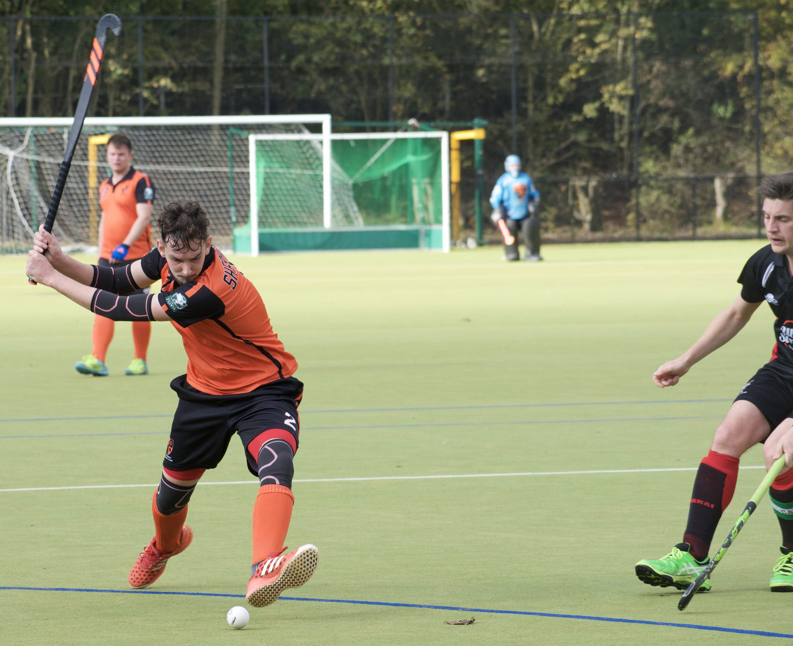 Rochdale men's 1s  3  Vs 1  Kirby Lonsdale men's 1s